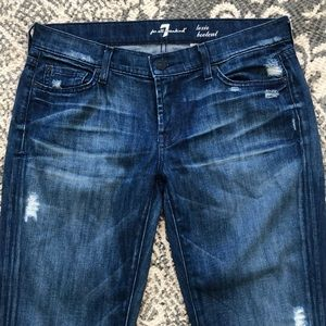 7 for all mankind Lexie petite bootcut